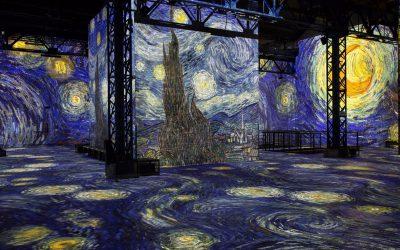 Exposition immersive Gustav Klimt